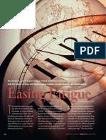 Easing Fatigue