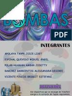 Diapositiva de Bombas