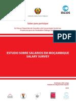 Estudo Salario Mocambique Salary Survey