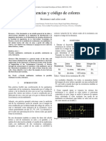 Laboratorio 1-Resistencia y código de colores. Formato Revista-Utp