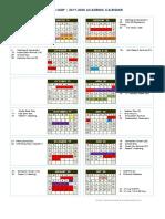 2019-20 IB Events Calendar