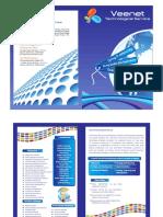 Veenet Technological Service - E Brochure