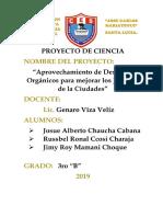 Proyecto de Ciencia Josue 2019 Imp