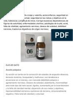 Ojo de Gato – Elixirdegema.com