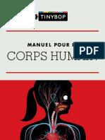Tinybop EL1 Human Body Handbook FR