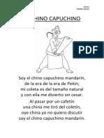 El Chino Capuchino