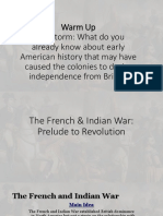 unit 1 day 12 weebly - the french   indian war