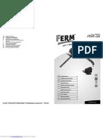 Manual_teleskopski Šišač Za Živicu_ftht12v