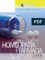Homeopatia Homeopatia Homeopatia y Farma