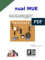 Manual Mue