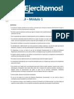 API 1 - Derecho administrativo