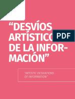 Desvios Artísticos de la Información (Entre Hackers y Artistas)- Santiago de Salterain