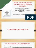 Tema 8. Ingenieria- Organizacion