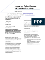 Report of comparing 5 classification algorithms of machine learning .pdf