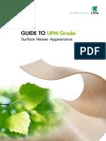Upm Grada Surface Veneer Appearance Guide