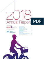 Denver B-cycle 2018 Annual Report