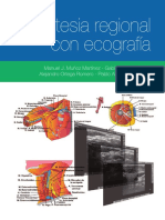 Anestesia Regional Ecografia