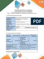 Guía de Actividades y Rubrica de Evaluación. Paso 1. Filosofía IKIGAI para descubrir el propósito de vida.docx