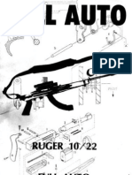 Ruger 10-22 Full-Auto Conversion (Version 2)