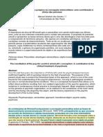 A Constituição Do Mundo Psíquico Na Concepção Winnicottiana Uma Contribuição à Clínica Das Psicoses