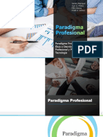 Paradigma profesional.ppt