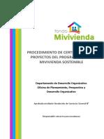 Manual de Certificación BMS 2018