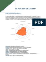 Diagnóstico de agilísmo ACC