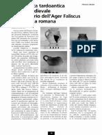 Ceramica a Vetrina Sparsa Da Viterbo