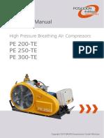 Manual PE250