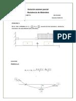 Solución Examen Parcial RESIS II Ibeth Dongo Rio