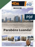 Artigo sobre Luanda