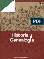Heráldica y Genealogía