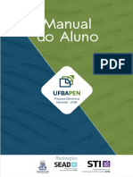 Manual Do Aluno Ufbapen 2019