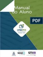 Manual Do Aluno Ufbapen 2019