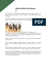 Historia y Cultura Detrás de Danzas