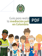 Guia de Mediacion Policial Diciembre 5 de 2017