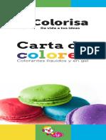 Nueva Cart a de Color Ple Gable Virtual