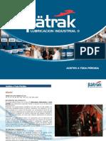 Catalogo de lubricantes industriales  ßätrak de Roshfrasn