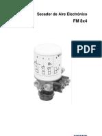 Secador de Aire Electrónico FM 8x4