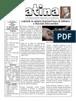 Datina - 13.09.2019 - prima pagină