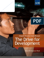 The Drive for Development