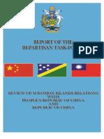 Report of the Bi-Partisan Taskforce 2019