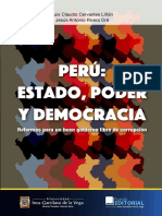 Perú Estado Poder y Democracia