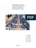 Ingenieria de Transito en venezuela