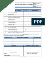 F-gforc-07 Lista de Chequeo Para Admisión de Est. Versión 01
