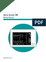 Ventilador - Siemens Servo Screen 390 - Service Manual