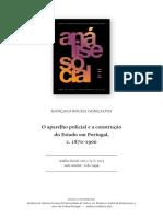 O aparelho policial e a construçǎo do Estado em Portugal, c. 1870−1900.pdf