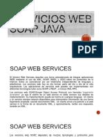 Servicios Web Soap Java
