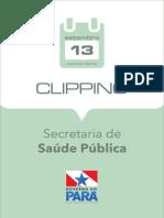 2019.09.13 - Clipping Eletrônico