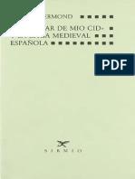 [Deyermond, Alan David] El Cantar de Mio Cid y La (Z-lib.org)